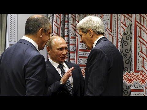ΗΠΑ – Ρωσία: Συγκλίσεις και διαφωνίες για την κρίση στην Συρία