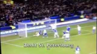 Tim Cahills 68 Tore für Everton