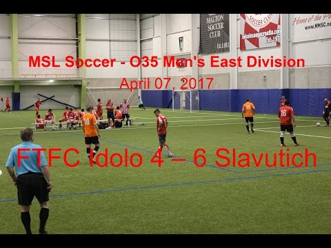 FTFC Idolo 4 - 6 Slavytich. Soccer
