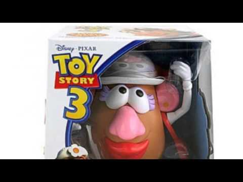 Video See the latest video of Playskool Toy Story 3 Classic Mrs Potato