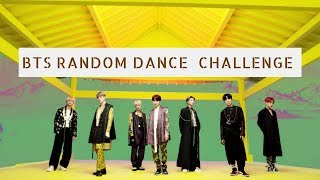 Video BTS RANDOM DANCE CHALLENGE | CHORUS & DANCE BREAKS| w/ mirrored DP&no countdown MP3, 3GP, MP4, WEBM, AVI, FLV November 2018