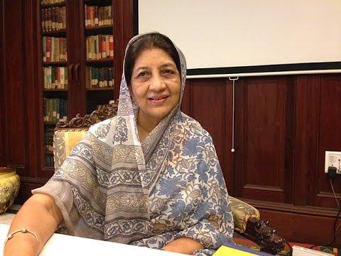 Rajmata Shubhangini Devi Gaekwar