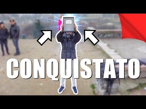 L' HO PORTATO IN CIMA! **Z800 A SAN SIRO** видео