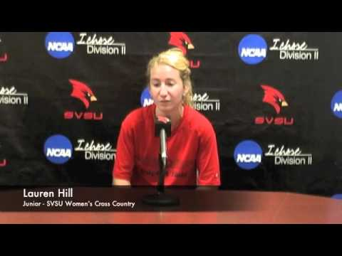 Cross Country - Lauren Hill