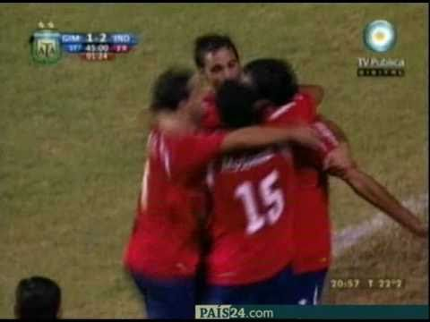 Gimnasia La Plata 1 - 2 Independiente (Clausura 2011)