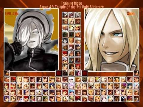 kof chars 2012 mugen + {download link} UPDATED link