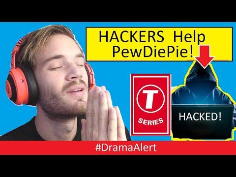 PewDiePie gets Help from HACKERS to beat T-Series! #DramaAlert Ninja vs Tfue!_A héten feltöltött legnépszerűbb hírek