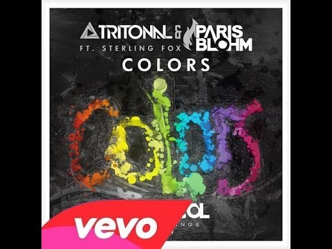 Tritonal & Paris Blohm ft Sterling Fox Colors (original mix)