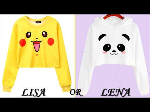 LISA OR LENA 🌹 Clothes & Outfits & t-shirts