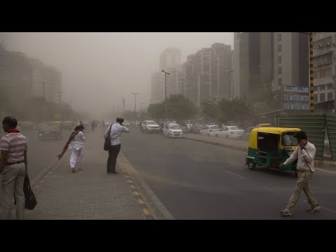 Dutzende Tote bei schweren Stürmen in Indien