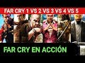 La Saga Far Cry En Acci n cual Es El Mejor Juego De La