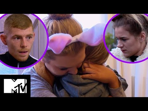 Amber Confronts Ste & Kirsty About Not Seeing Son Brooklyn In An Emotional Row | Teen Mom UK 4
