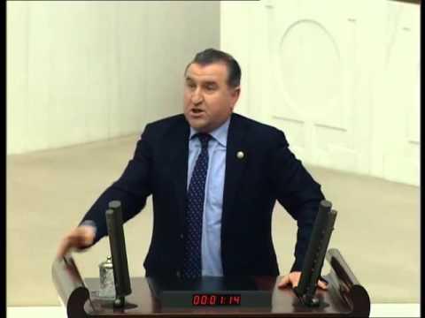 Rize Milletvekili Bak, Meclis Kürsüsünde Gürledi