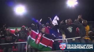 USA Sevens Rugby 2015 Sizzle