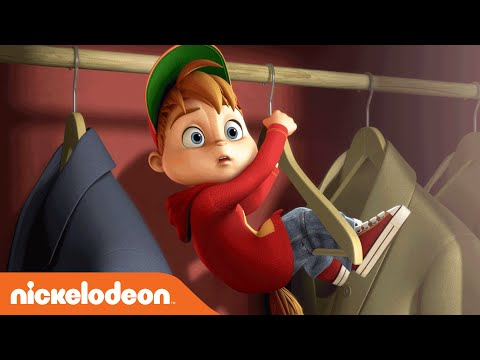 ALVINNN!!! and the Chipmunks | 'First Day Of School' 📚 | Nick