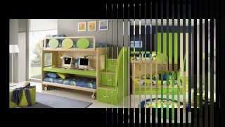 Дизайны детских комнат