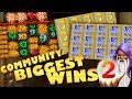 CasinoGrounds Community Biggest Wins #2 / 2018
