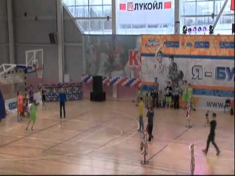 Полный матч Финал: Дзержинск 55:35 Богородск (девушки)