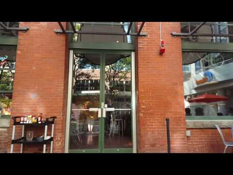 Flat Top Johnny's pool hall and Pinball Parlor walk through Cambridge, MA