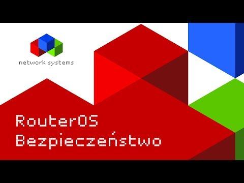 Bezpieczny Mikrotik(RouterOS)