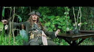 PIRATES OF THE CARIBBEAN  ON STRANGER TIDES  Available On Digital HD Bluray And DVD Now