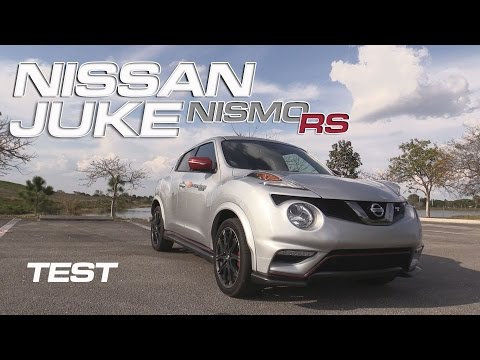 Nissan Juke Nismo RS Test 2016 - Routière - Pgm 396