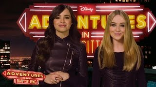 Nonton The First 10 Minutes   Adventures In Babysitting   Disney Channel Film Subtitle Indonesia Streaming Movie Download