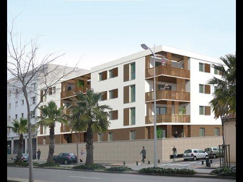 villa pompidou programme immobilier neuf nimes gard urbat. Black Bedroom Furniture Sets. Home Design Ideas