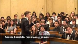 Les simulations du Parlement des étudiants