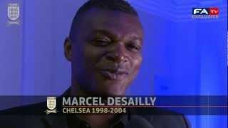 Marcel Desailly über seine Zeit beim FC Chelsea
