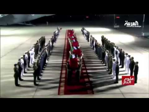 #فيديو :: الإمارات والبحرين تشيّعان شهداء إعادة الأمل إلى اليمن