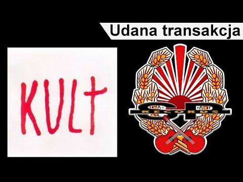 Tekst piosenki Kult - Udana transakcja po polsku