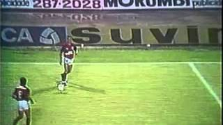Copa Libertadores - 1ª fase.