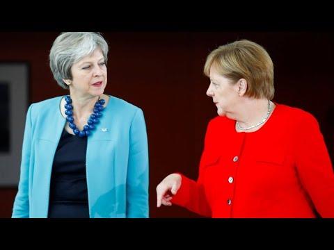 Brexit-Verhandlungen: Merkel wird ungeduldig