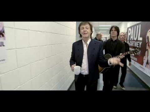 Watch: Paul McCartney in 2015