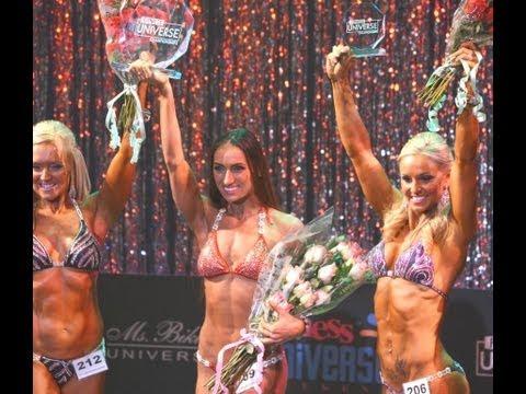 Campioana Fitness Universe 2013