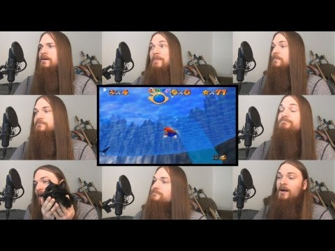 64 - An original vocal arrangement of the Super Mario 64 song Dire Dire Docks. Mario was the first game I played for the Nintendo 64, and this song brings back so...