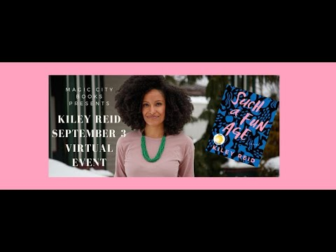 Magic City Books – Kiley Reid Virtual Event