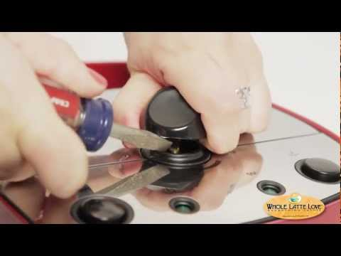 Gaggia Espresso Group Gasket Replacement