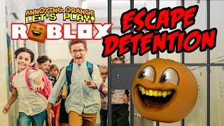 Annoying Orange - Escapes DETENTION!