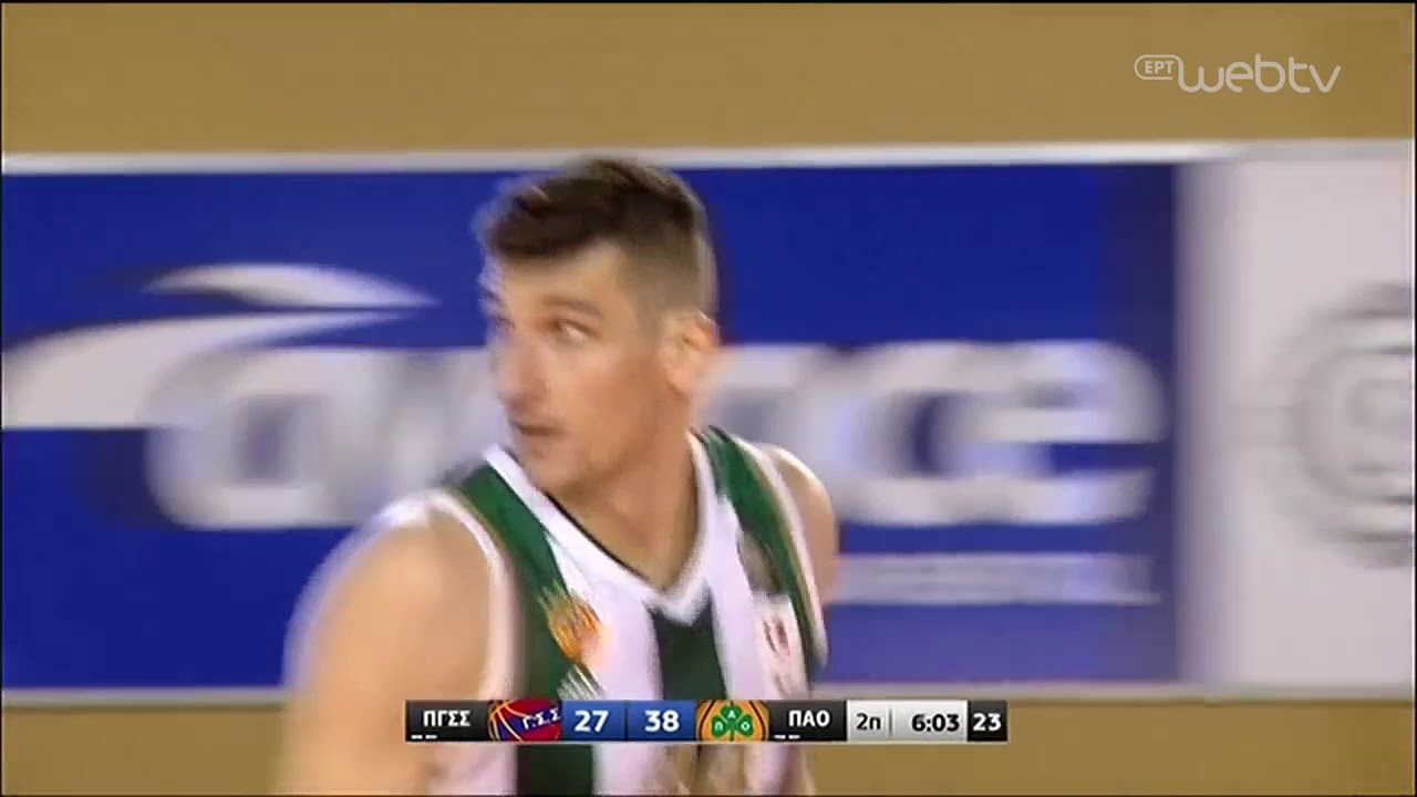 Basket League 2019-2020: ΠΑΝΙΩΝΙΟΣ – ΠΑΟ | HIGHLIGHTS | 29/12/2019 | ΕΡΤ