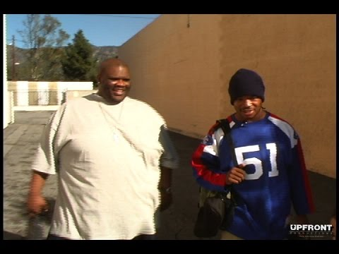 Xzibit & Big Boy at the shooting range (See Who Can't Shoot!!!) by filmmaker Keith O'Derek