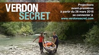 Le Verdon secret