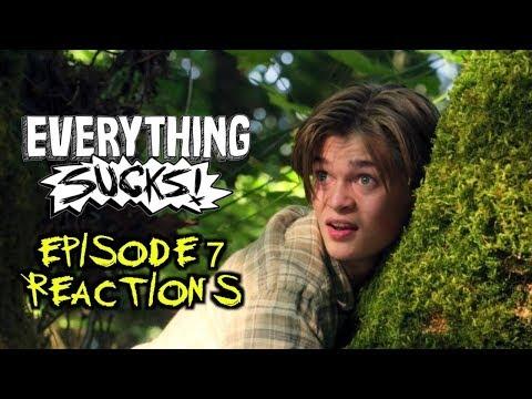 Everything Sucks Ep 7 Reactions | The Tree Hugger