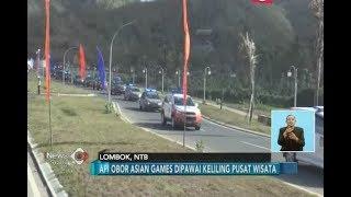 Video Tiba di Lombok, Warga Antusias Ikuti Kirab Obor Asian Games 2018 - iNews Siang 25/07 MP3, 3GP, MP4, WEBM, AVI, FLV Maret 2019