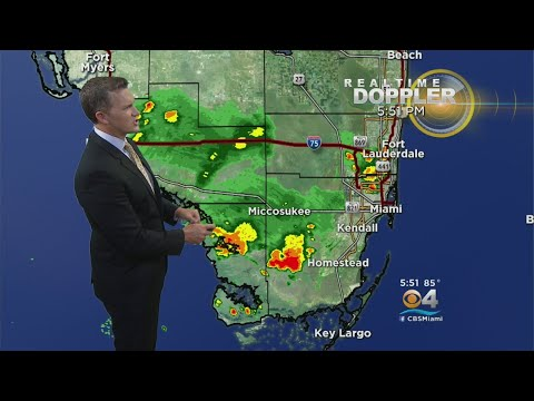 CBSMiami.com Weather @ Your Desk 9-14-18 5PM