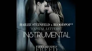 Hailee Steinfeld x Bloodpop - Capital Letters (Instrumental)