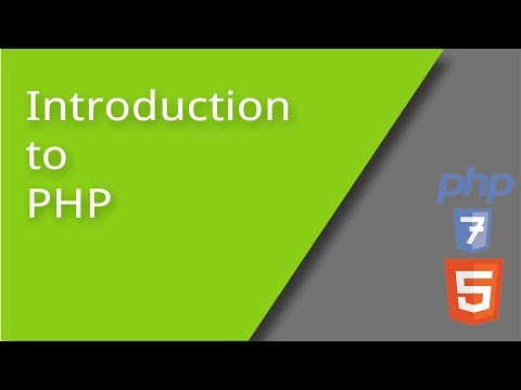Video Intro to PHP download in MP3, 3GP, MP4, WEBM, AVI, FLV January 2017