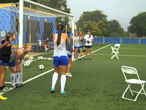 2013 UC Riverside Women's Soccer Highlights Building