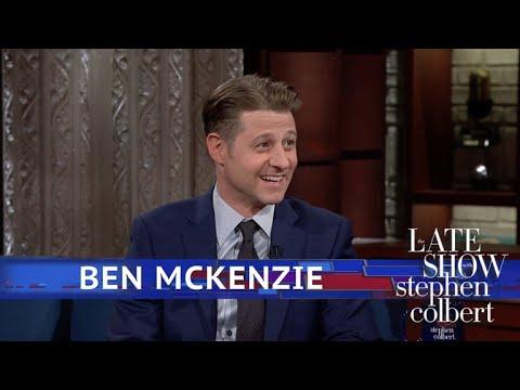 Ben McKenzie Argues That Batman Wasn't The First Batman